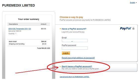 Paypal как сделать